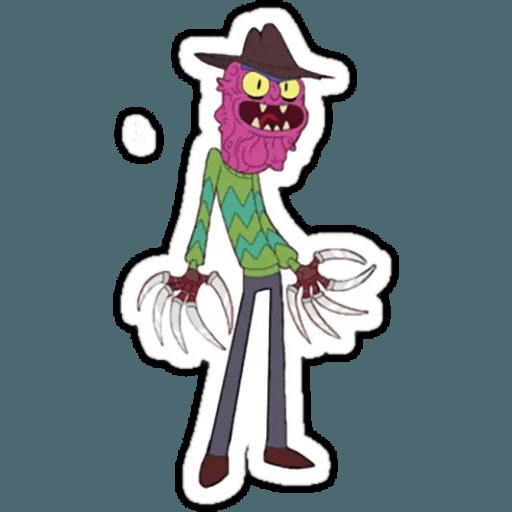 Rick & Morty 2 - Sticker 21