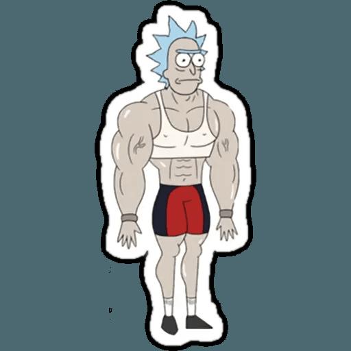 Rick & Morty 2 - Sticker 8