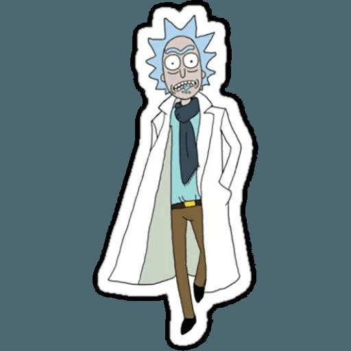 Rick & Morty 2 - Sticker 15