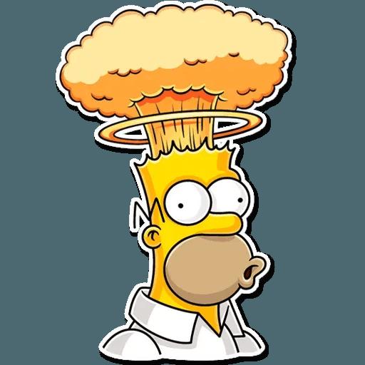 Homer Simpson - Sticker 26