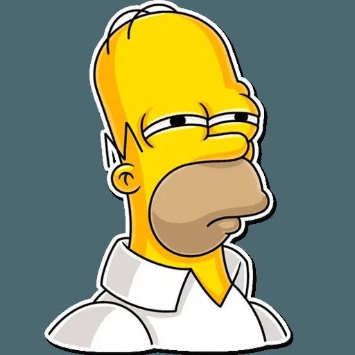 Homer Simpson - Sticker 29