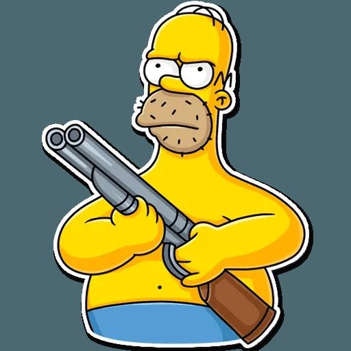 Homer Simpson - Sticker 16
