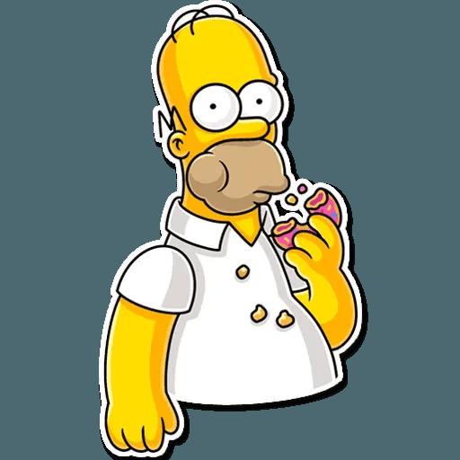 Homer Simpson - Sticker 27