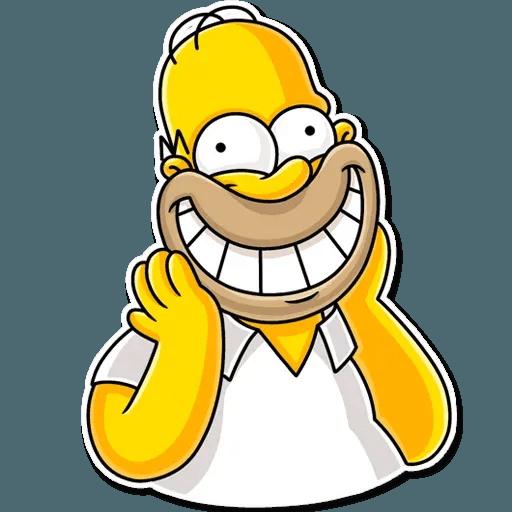 Homer Simpson - Sticker 18