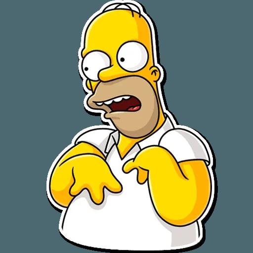Homer Simpson - Sticker 13