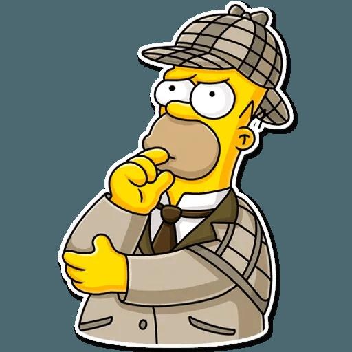 Homer Simpson - Sticker 11