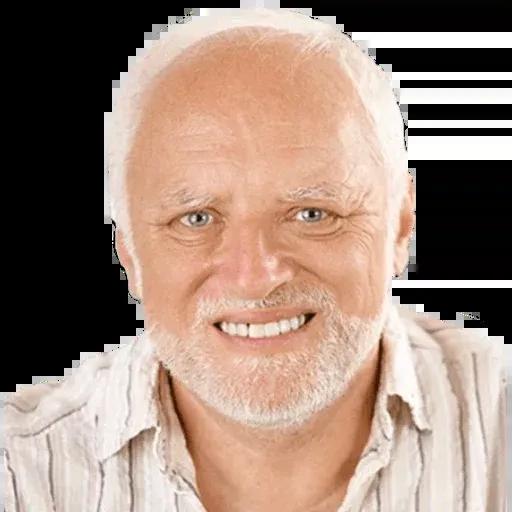 Harold - Sticker 2