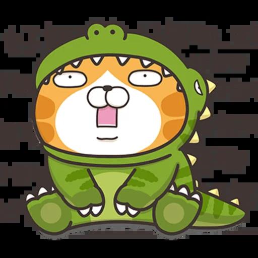 撚撚的白爛貓 - Sticker 5