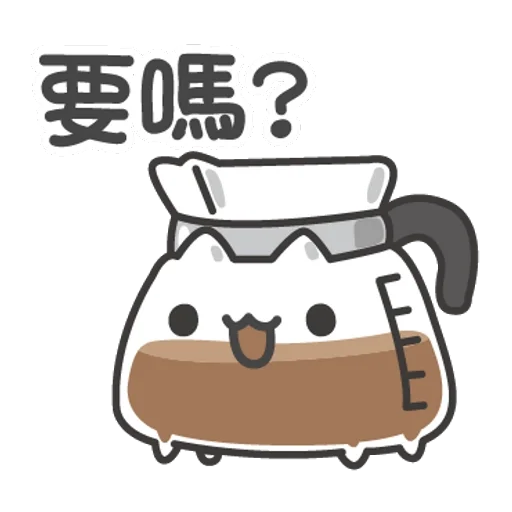 貓貓蟲咖波-貓蟲大百科 - Sticker 26