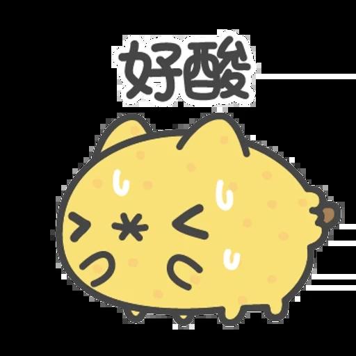 貓貓蟲咖波-貓蟲大百科 - Sticker 11