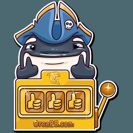 One - Sticker 5