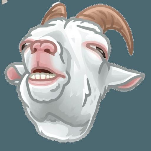 Animales - Sticker 2