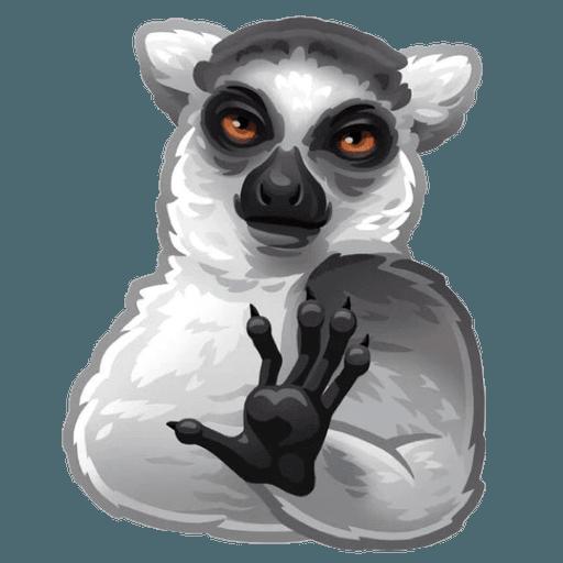 Animales - Sticker 1