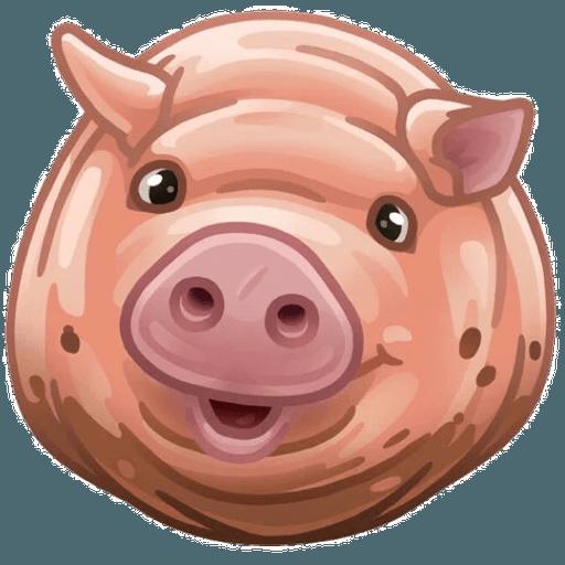 Animales - Sticker 24