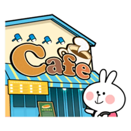 spoilt rabbit date 1 - Sticker 13