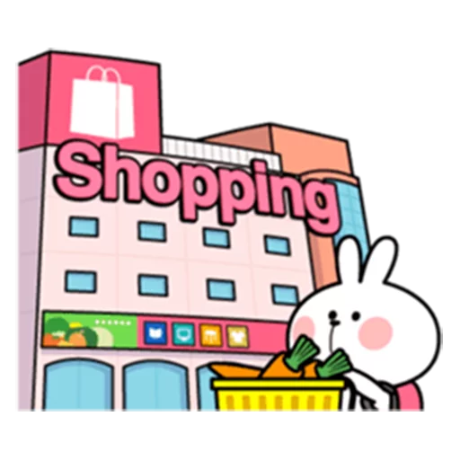 spoilt rabbit date 1 - Sticker 15