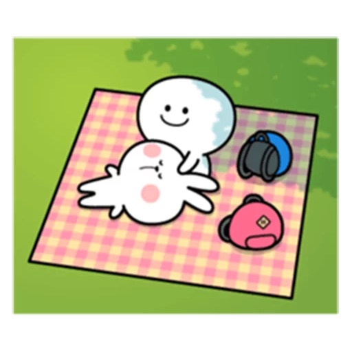 spoilt rabbit date 1 - Sticker 28