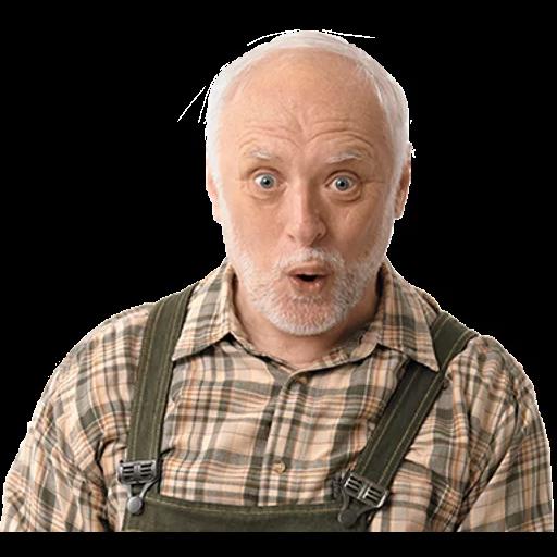 Oldman - Sticker 5