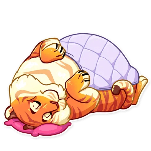 Amur Tiger - Sticker 12