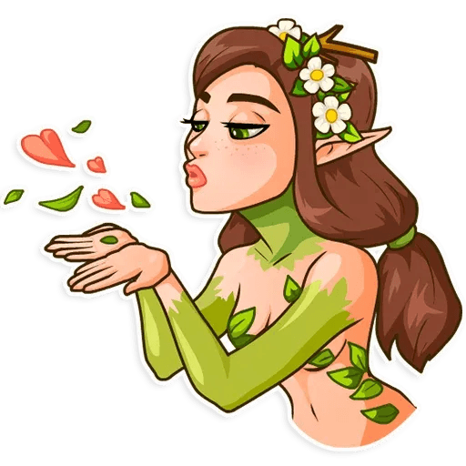 Ninfa - Sticker 6
