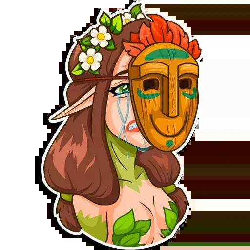Ninfa - Sticker 4