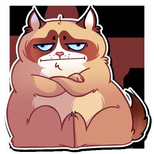 Kookycat - Sticker 10