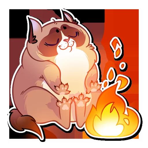 Kookycat - Sticker 24