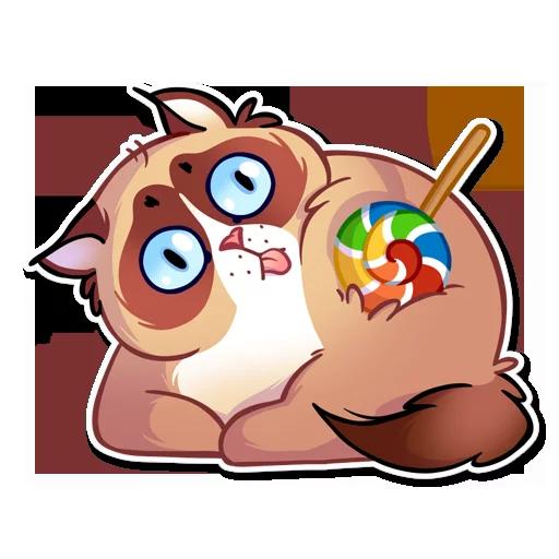 Kookycat - Sticker 30