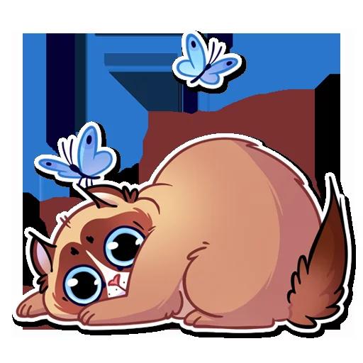Kookycat - Sticker 15