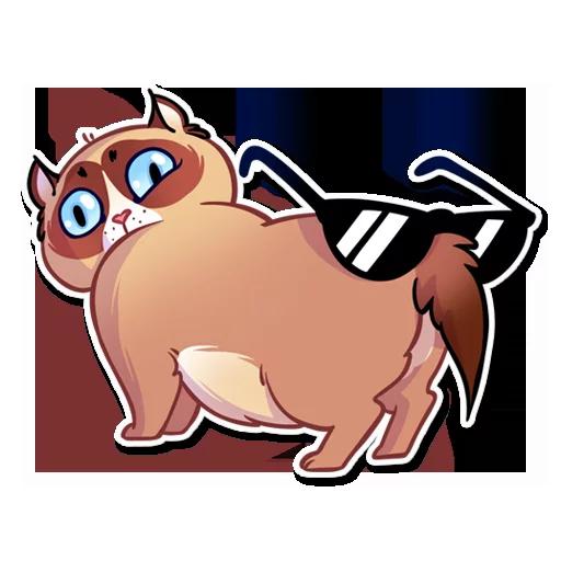 Kookycat - Sticker 17