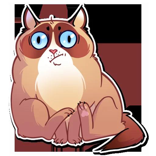 Kookycat - Sticker 8