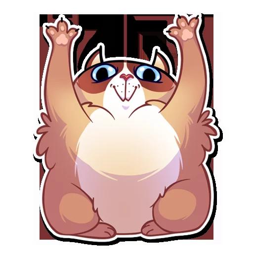 Kookycat - Sticker 5