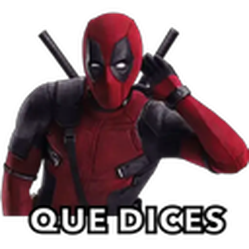 Deadpool1 - Sticker 10