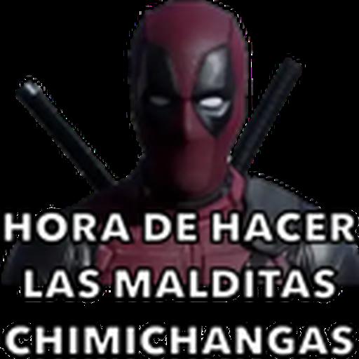 Deadpool1 - Sticker 15