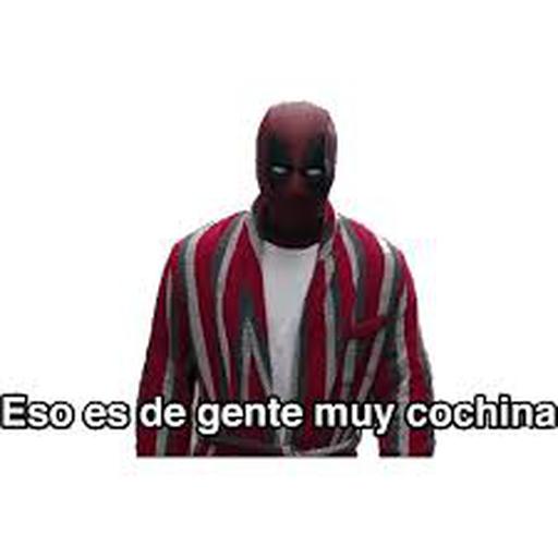 Deadpool1 - Sticker 2
