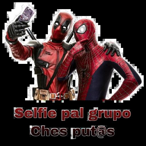 Deadpool1 - Sticker 20