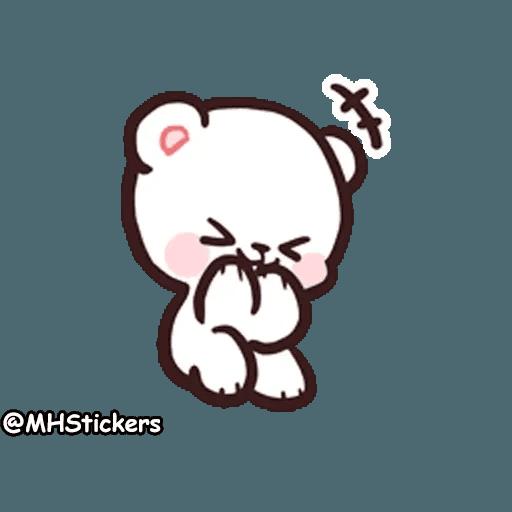 Cute bear - Sticker 20