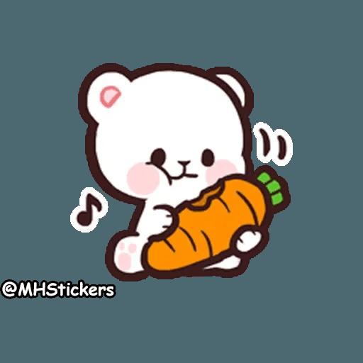 Cute bear - Sticker 30