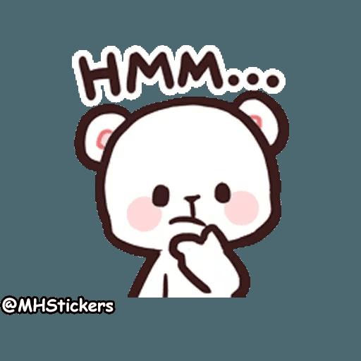 Cute bear - Sticker 14