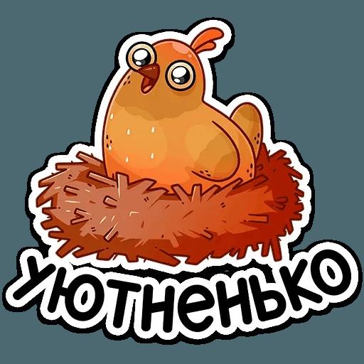 Курочка - Sticker 21