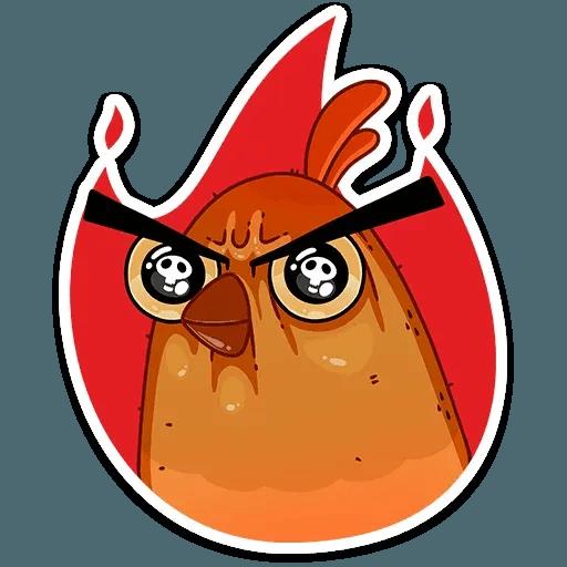 Курочка - Sticker 15