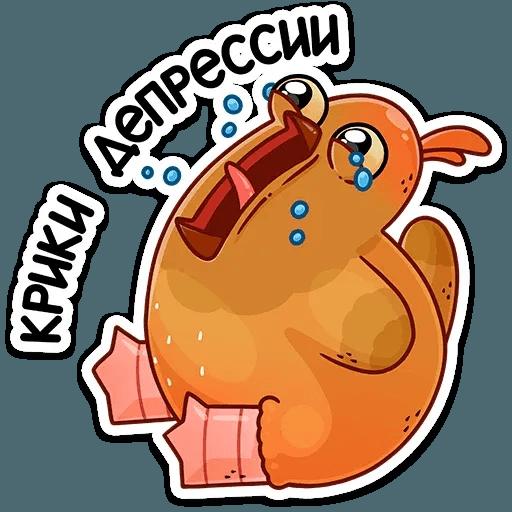 Курочка - Sticker 10