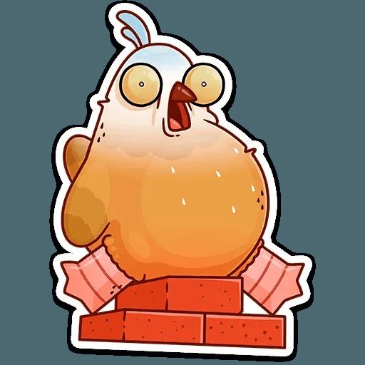 Курочка - Sticker 6