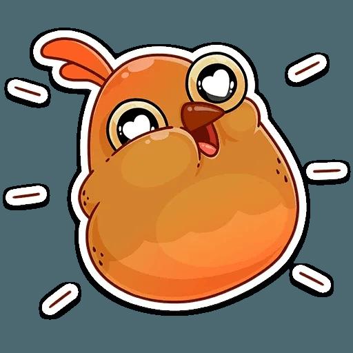 Курочка - Sticker 28