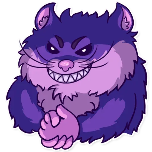 PackRat - Sticker 1