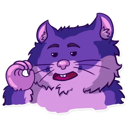 PackRat - Sticker 24