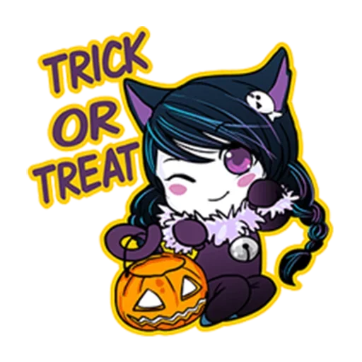 Halloweennn - Sticker 3