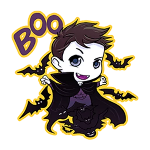 Halloweennn - Sticker 2