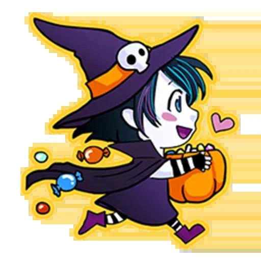 Halloweennn - Sticker 17