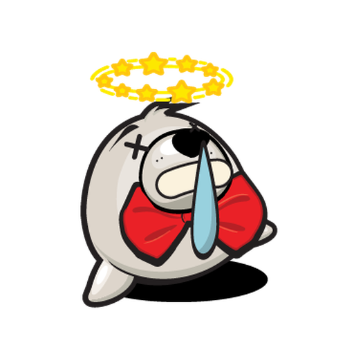 Chipsley's Expression Stickers V1 - Sticker 10